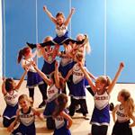 Mampara Dance Cheerleading Barnes Jets All Stars