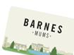 Barnes Mums Membership Card