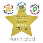 Junior Awards 2014 Nomination