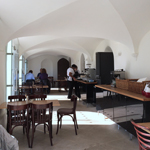 Strawberry Hill House Cloisters Coffee House